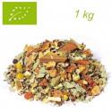 Rooibos ecológico Women's power (especiado) PACK 1 kg - Elements - Infusión ecológica a granel - Alveus