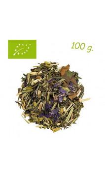 Té verde Skinny (Sabor limón) - Greentox - Té ecológico a granel - Alveus - 100 g.