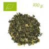 Thé vert Night (Saveur Coco-Citron vert) - Greentox - Thé bio en vrac - Alveus