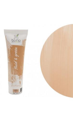 Fond de teint fluide bio 01 Beige Diaphane - BoHo Green Cosmetics - 30 ml.