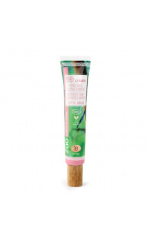 BB Cream ecológica FPS 15 - Médium 761 - ZAO Make Up - 30 ml.