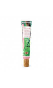 BB Cream ecológica FPS 15 - Tan 762 - ZAO Make Up - 30 ml.