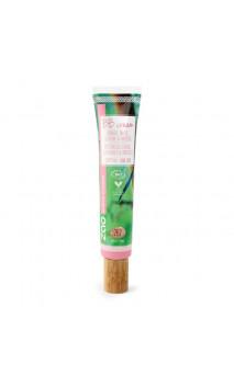 BB Cream ecológica FPS 15 - Tan 762 - ZAO Make Up - 30 ml.