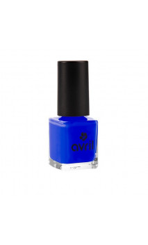 Vernis à ongles naturel Bleu de France nº 633 - Avril - 7 ml.