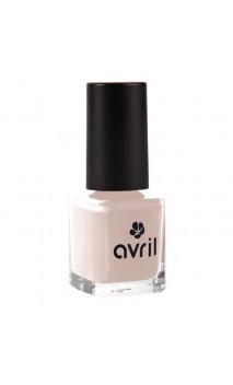 Vernis à ongles naturel Beige Rosé nº 655 - Avril - 7 ml.