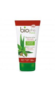 """Bálsamo corporal ecológico Rico - """"Crema fría"""" - Biopha Nature - 150 ml."""