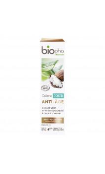 Crema de día ecológica ANTIEDAD - Biopha Nature de 50 ml.