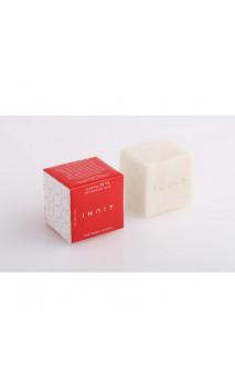 Shampooing solide bio Réparateur Nº 5 – Amla & Germe de blé – Inuit – 90 g.