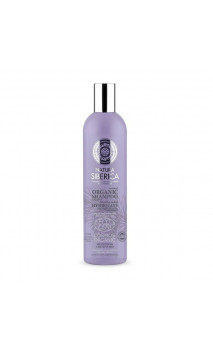 Champú ecológico para cabello seco Reparación y Protección - Natura Sibérica - 400 ml.