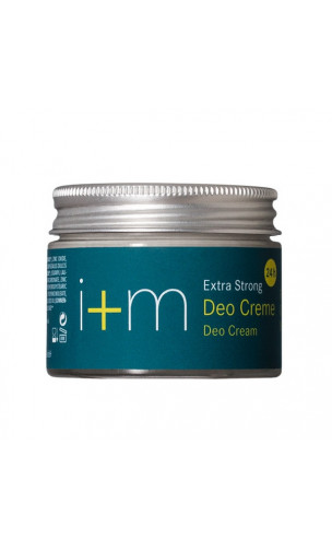 Déodorant BIO EN CRÈME - Extra fort - I+M - 30 ml.