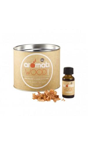 Pot pourri Énergie - Aromati Wood
