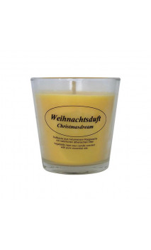 Vela vegetal perfumada Canela y naranja - Kerzenfarm - 20 horas