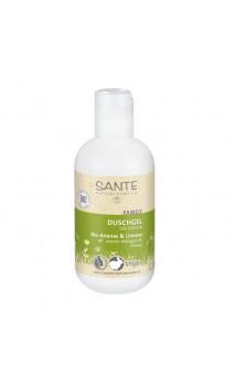 Gel douche Bio Ananas & Citron - SANTE - 200 ml.