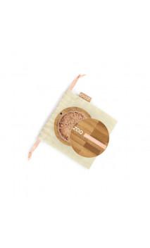 Poudre libre Minérale BIO - Mineral Silk - ZAO Make Up - 504 Beige neutre - Rechargeable - 15 gr.