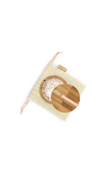 Poudre libre Minérale BIO - Mineral Silk - ZAO - 500  Transparent matifiant - Rechargeable -15 gr.
