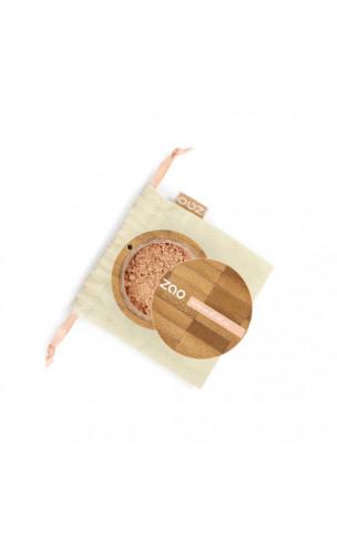 Poudre libre Minérale BIO Silk - ZAO - 503 Beige orangé - 15 gr.