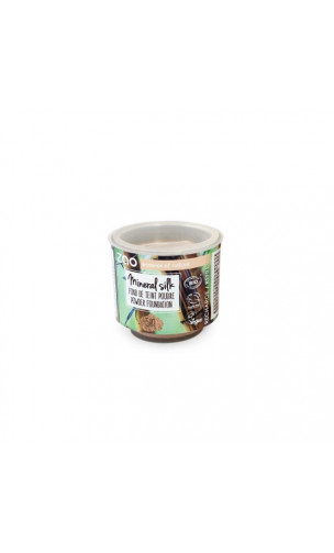 Polvo suelto ecológico Mineral Silk - 501 Beige clair - ZAO - 15 gr.