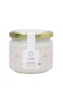 Aceite de coco Bio - Khadi - 250 ml.