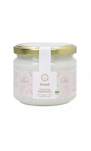 Huile de coco Bio - Khadi - 250 ml.