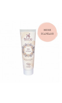 BB Cream bio Hydratante - Diaphane 01 - BoHo Green Cosmetics - 30 ml.