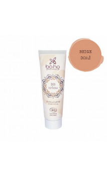 BB Cream bio Hydratante - Beige Doré 05 - BoHo Green Cosmetics - 30 ml.
