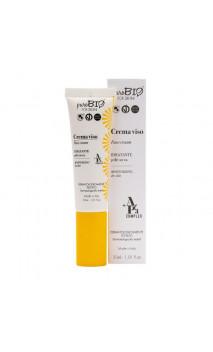 Crema facial ecológica Hidratante - Piel seca - PuroBIO - 30 ml.
