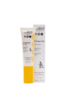 Crème visage bio Hydratante - Peau sèche - PuroBIO - 30 ml.