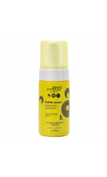 Mousse nettoyante bio - Antioxydante - PuroBIO - 100 ml.