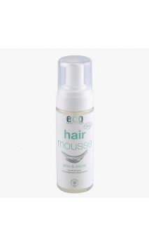 Mousse coiffante bio - Grenade & Baies de Goji - Eco Cosmetics - 150 ml.