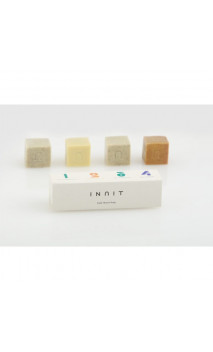 Mini soaps - Pack Combined Skin - Inuit - 4 unités