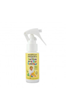 Spray Désinfectant bio Jouet & Surfaces – Bentley Organic – 500 ml.