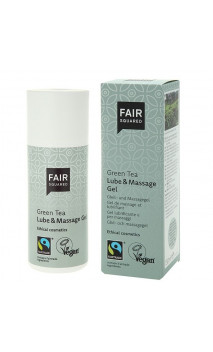 Gel lubrifiant bio & Massage - Fair Squared - 150 ml.