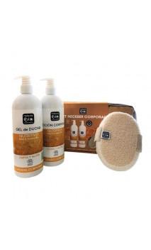 Set Neceser Corporal NUTRITIVO - Miel & Avena bio - NaturaBIO Cosmetics