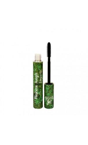 Mascara bio JUNGLE Longueur 01 Noir - BoHo Green Cosmetics - 8 ml.