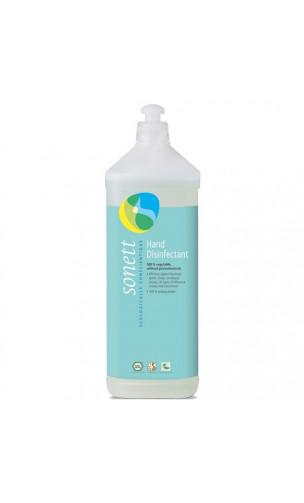 Désinfectant pour les mains bio - Recharge - Sonett - 1 l