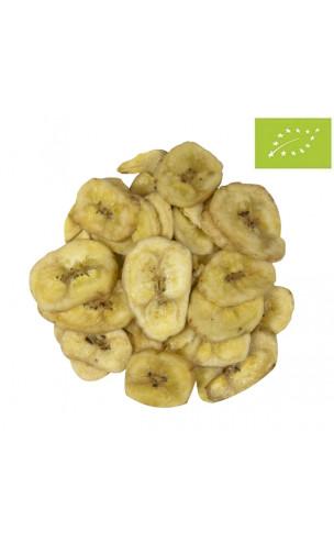 Chips de banane BIO - Fruits en vrac - Alveus - 1 Kg.