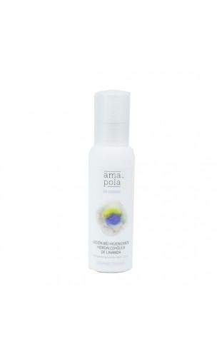 Gel de manos desinfectante bio Sin agua con Ácido hialurónico - Naturado en Provence - 100 ml.