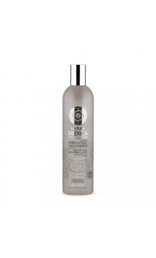 Champú ecológico Neutro para cuero cabelludo sensible - Natura Sibérica - 400 ml.