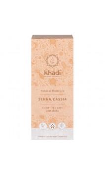 Henné bio - Senna Cassia Neutre - 100 naturel -- Khadi - 100 gr.