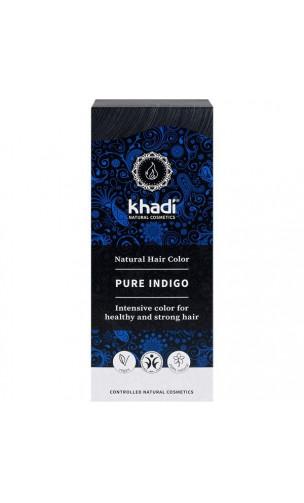 Índigo puro bio - 100% natural - Khadi - 100 gr.