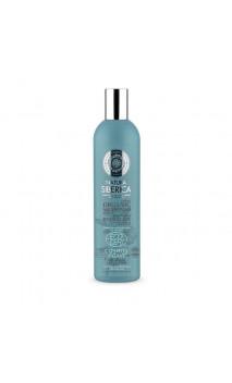Champú ecológico para cabello seco Nutrición & Hidratación - Natura Sibérica - 400 ml.