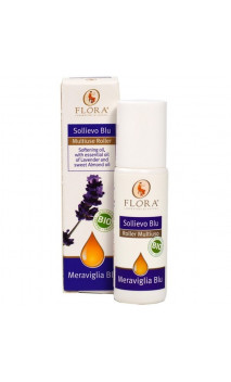 Roll-on CALMANT BIO Merveille Bleue - Piqûres & Brûlures - Flora - 20 ml.