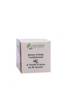 Jabón de Alepo tradicional Laurel - Lauralep - 200 g.