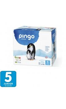 Pañales ecológicos Talla 5 JUNIOR 11-25 Kg- 72 unidades -2 pack x 36 ud. - PINGO