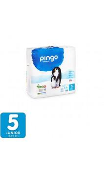 Pañales ecológicos Talla 5 JUNIOR 11-25 Kg- 36 unidades - PINGO