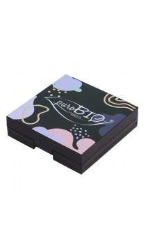Mini-Paleta para maquillaje bio - Con espejo - PuroBIO