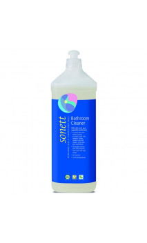 Limpiador ecológico Baños & Cocina - Ácido cítrico - Recarga - Sonett - 1 L.
