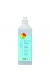 Liquide vaisselle main bio sensitif - Recharge - Sonett - 1 L.