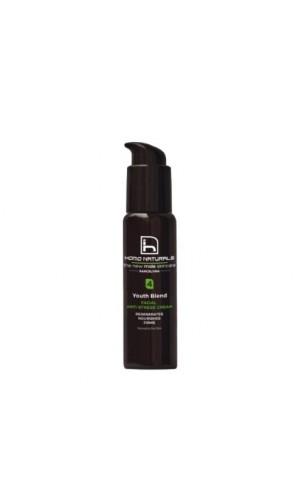 Crème pour le visage Anti-stress BIO -  Youth Blend - HOMO NATURALS Homme - 50 ml.