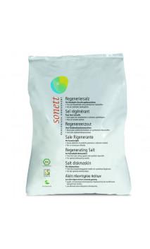 Sel régénérant pour lave-vaisselle - Sonett - 2 Kg.